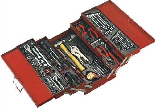 A Hand Tool Kit