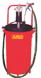 Air OPerated Grease Pump Or Oil  Pump